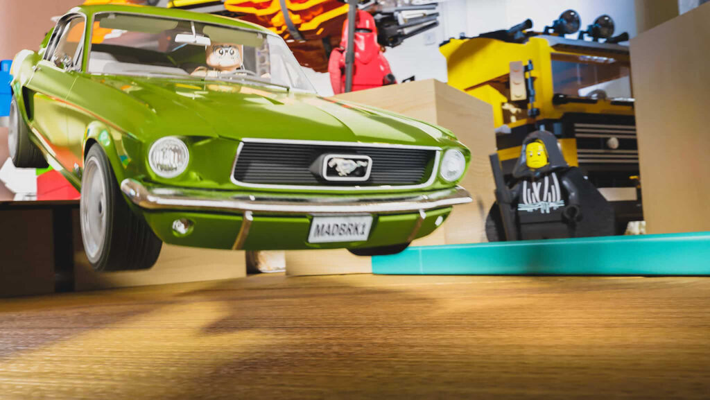 3d modelling and animation for ATB Market commercial | 3D моделирование и анимация для рекламы АТБ Маркет