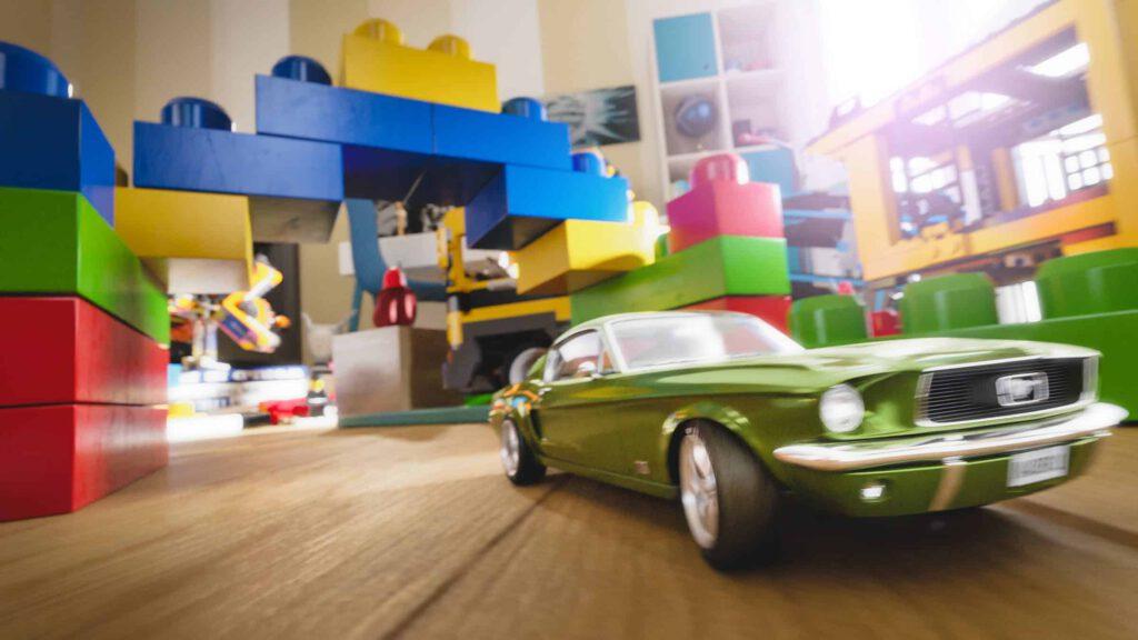 3d modelling and rendering for ATB Market commercial   3D анимация для рекламы АТБ Маркет